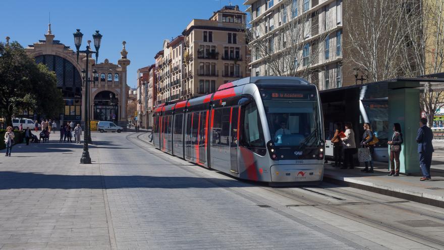 El proyecto estima en menos de veinte minutos el trayecto de Los Enlaces a San José y en 23 el de la carretera de Madrid a Las Fuentes