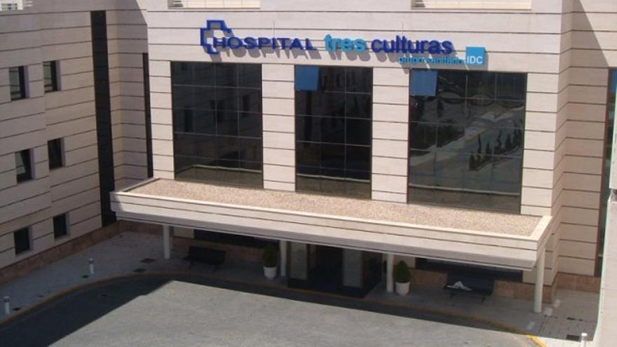 Hospital Tres Culturas Toledo