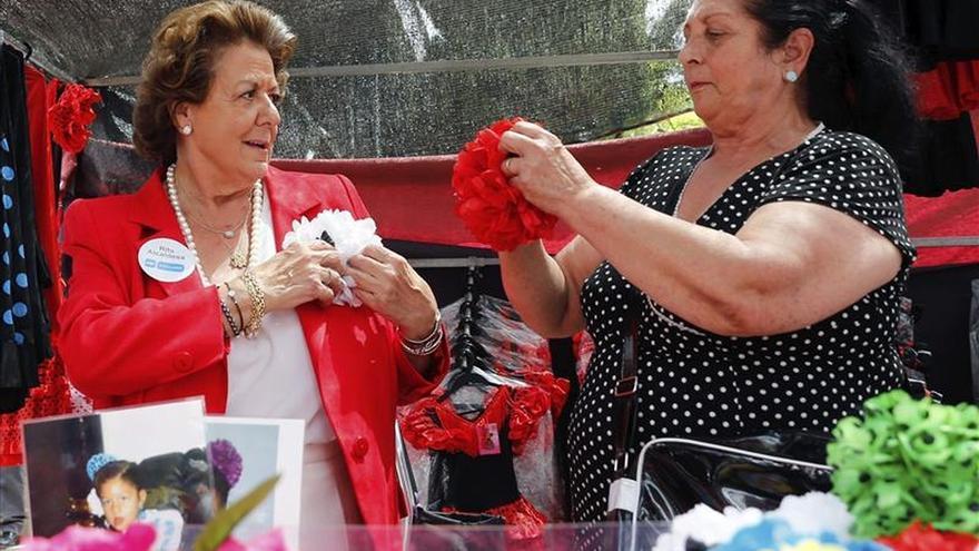 Barberá: Votar a la izquierda lleva al desastre griego y a la incertidumbre andaluza