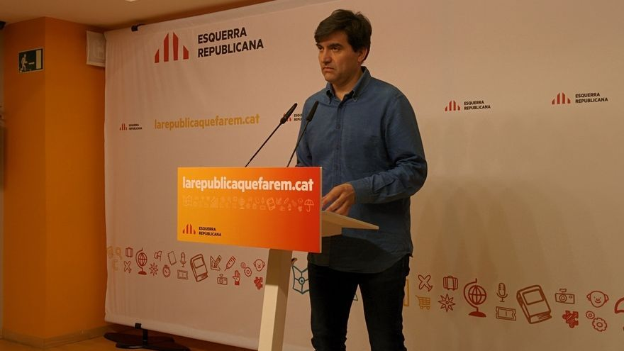 """ERC ve """"antidemocrática"""" la sentencia del 9N y afirma que el proceso soberanista sigue"""