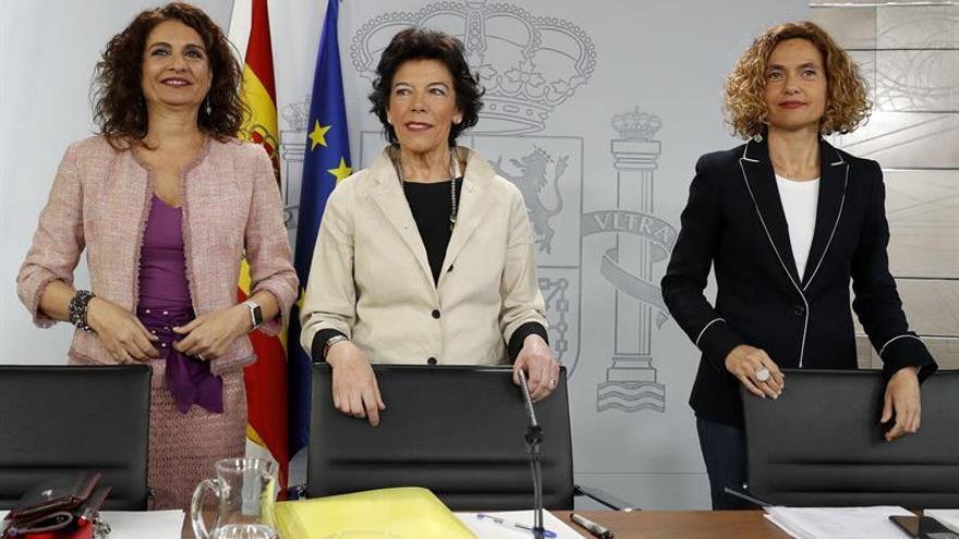 """El Gobierno defiende a Borrell: """"Fue un acto de firmeza ante un interrogatorio"""""""