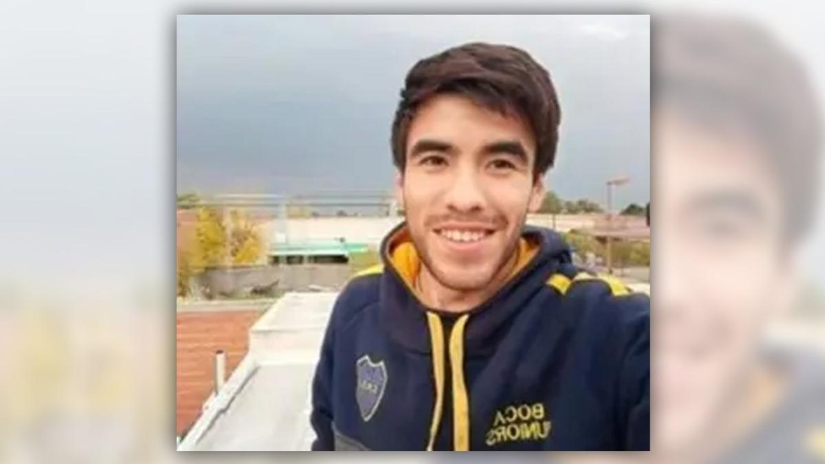 Facundo Astudillo Castro tenía 22 años cuando desapareció en abril de 2020