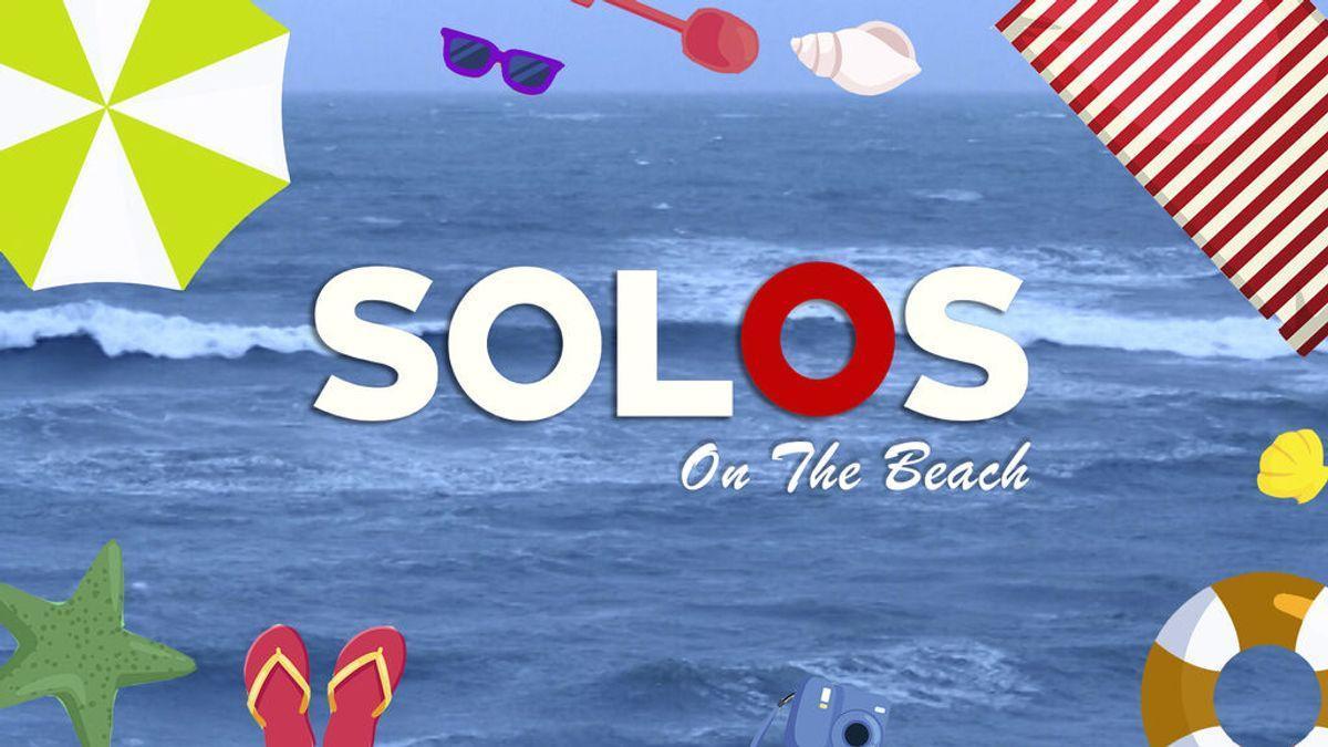El logo de 'Solos on the beach'