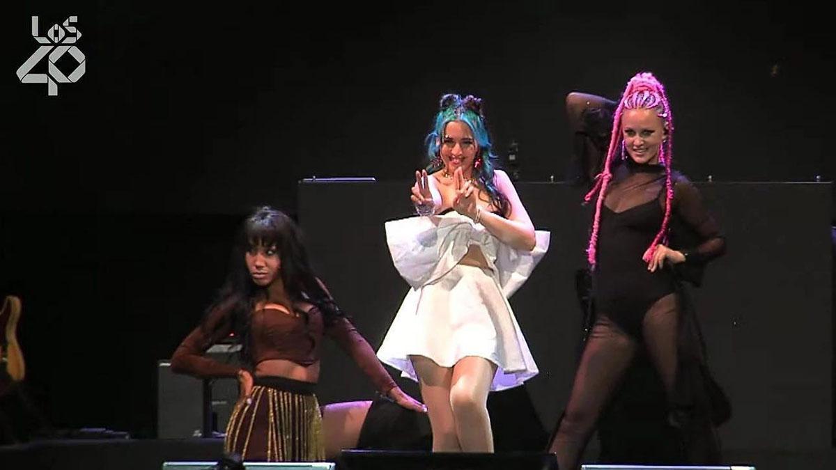 El grupo Sweet California actuará en el concierto Los 40 Córdoba Pop.