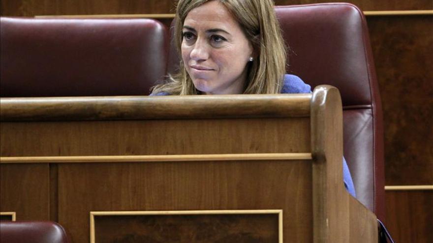 """El PSC está """"sorprendido"""" ante la carta de Chacón que ve """"fuera de lugar"""""""