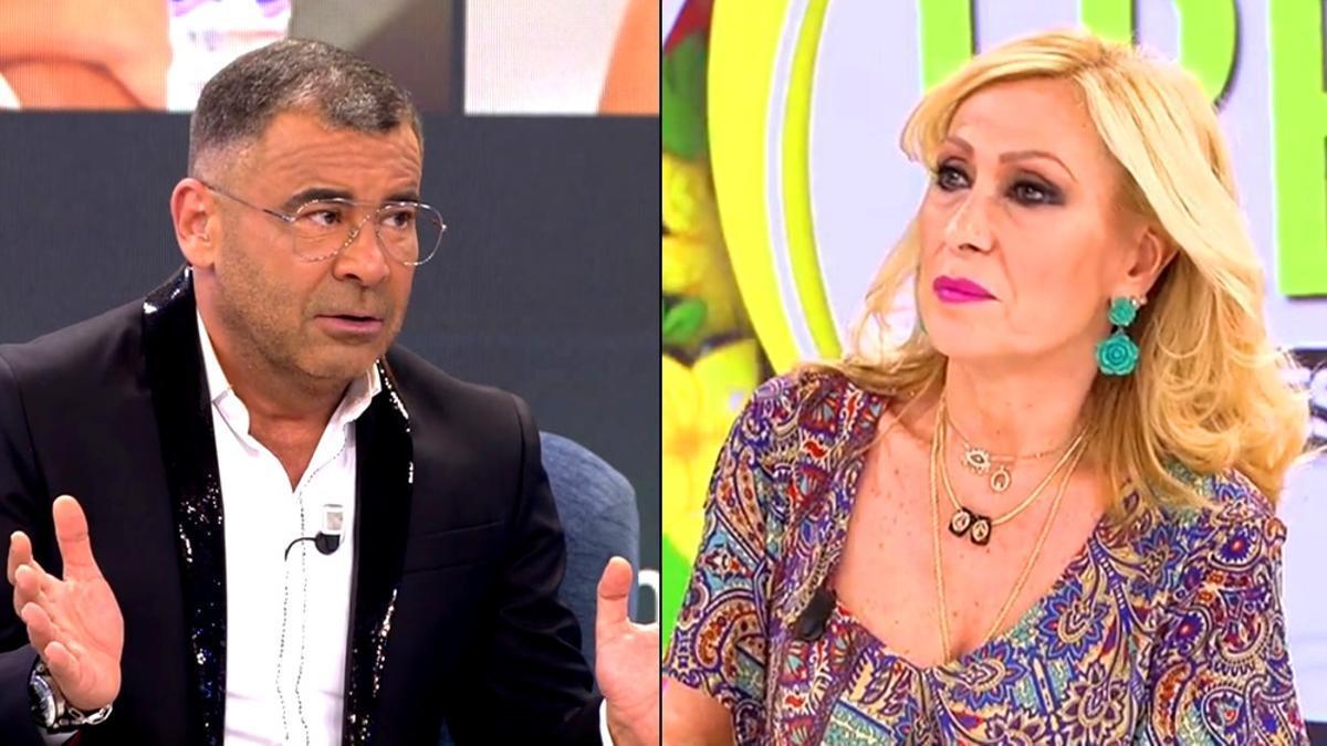 Jorge Javier Vázquez / Rosa Benito