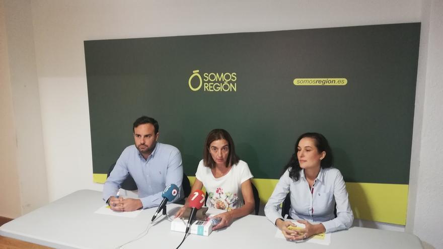 Somos Región exige la dimisión del presidente López Miras y la ministra Teresa Ribera por la crisis del Mar Menor