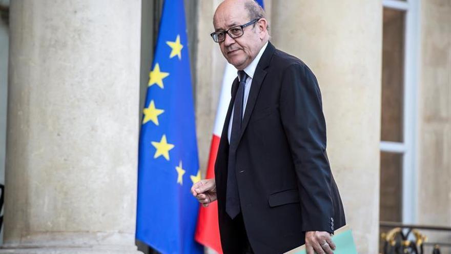 Se busca a estafadores que se hacían pasar por el ministro francés de Defensa