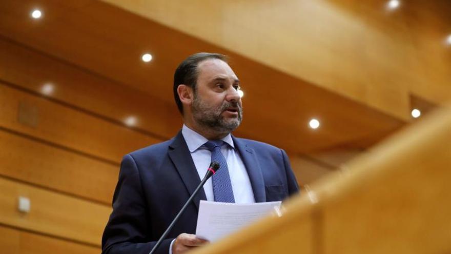 """Ábalos no ve """"rastro contable extraño"""" en la financiación del PSPV-PSOE"""