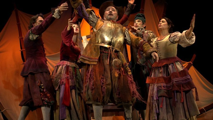"""""""Barataria"""", de la compañía Teatro de Papel / GobEx"""