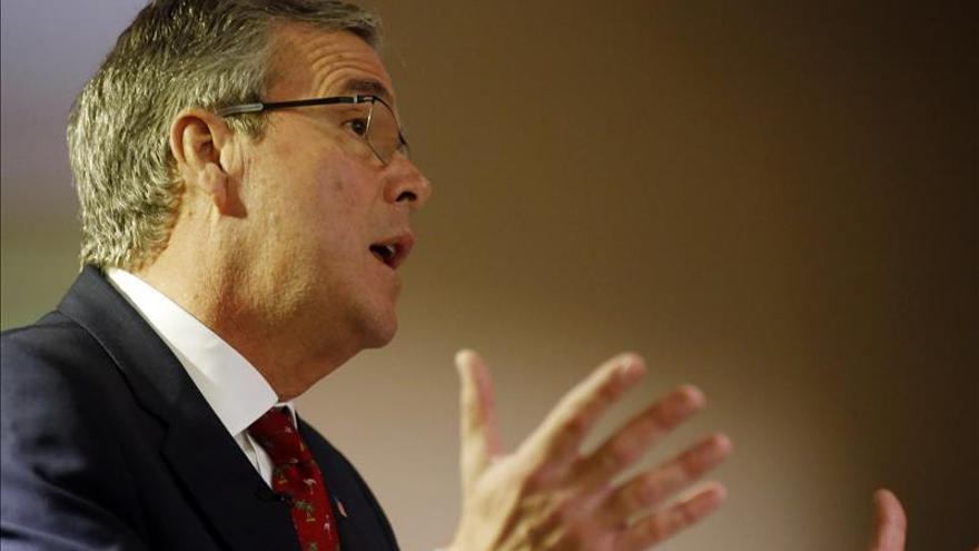 """A Jeb Bush """"se le escapa"""" que va a presentarse a las elecciones"""