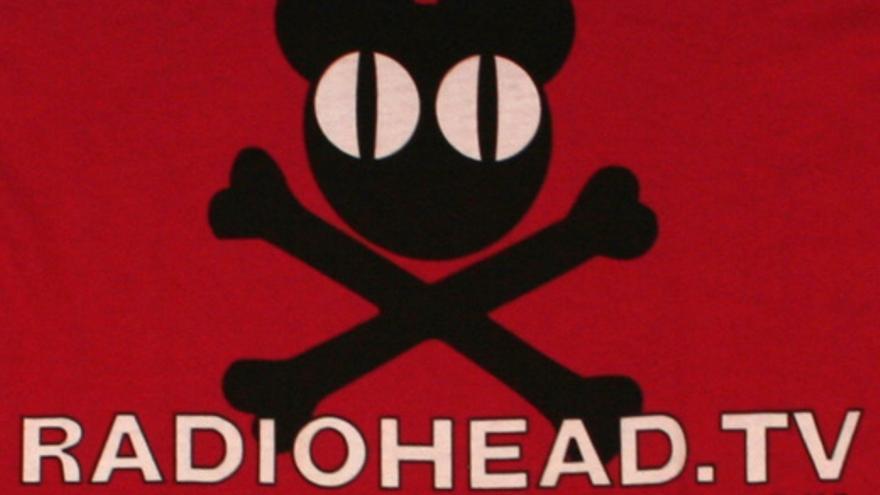 El logo de Radiohead TV