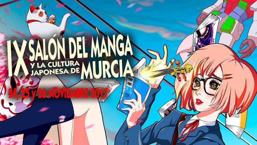 IX Edición Murcia se re-manga