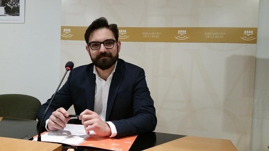 """Cs La Rioja dice que """"es responsabilidad"""" del PP que Sanz """"de un paso al lado"""" si hay irregularidades"""