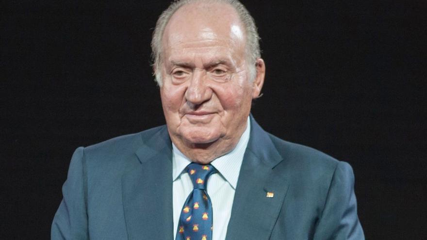 El rey Juan Carlos de Borbón, en una imagen de archivo.