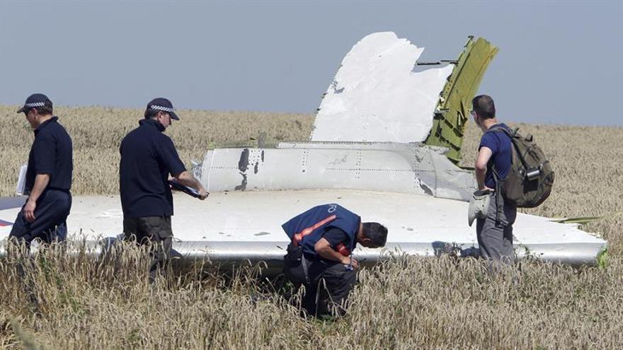 El misil que derribó el avión malasio en Ucrania fue lanzado por una brigada rusa
