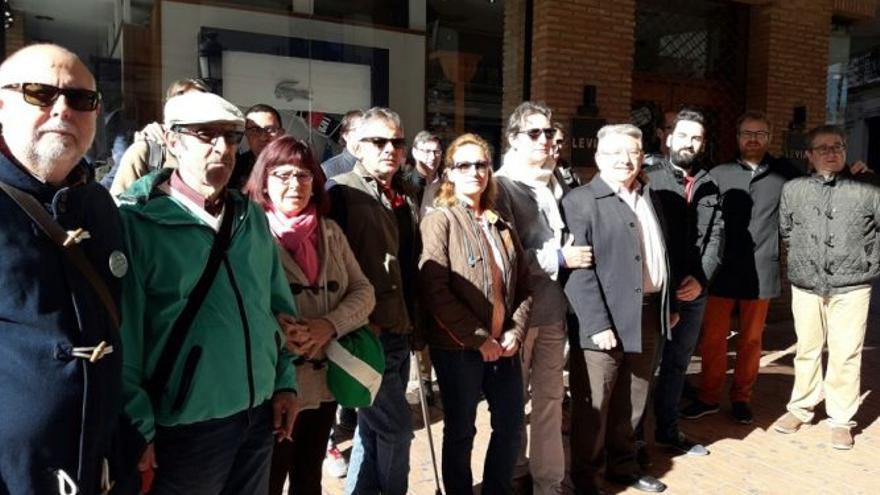 Apoyo a Marceliano Collado / Albacete Capital