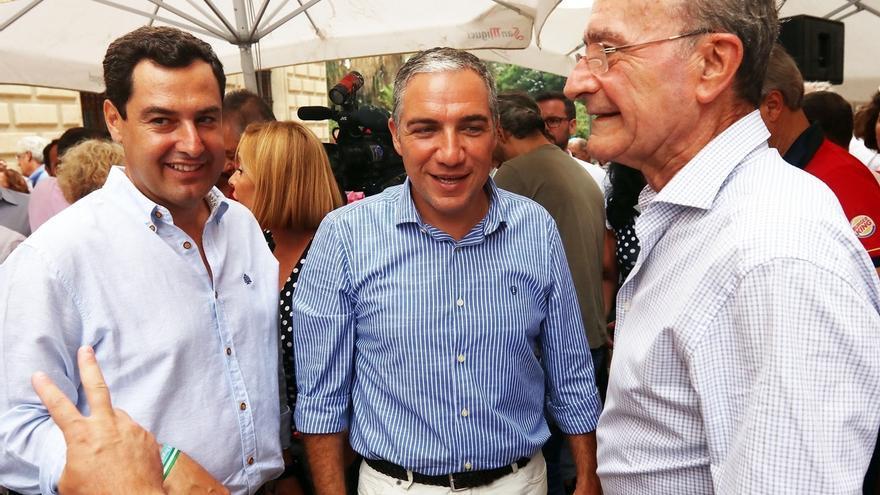 """Moreno, sobre la moción de censura en Marbella: """"es una vuelta a la normalidad"""" tras dos años de """"desgobierno"""""""