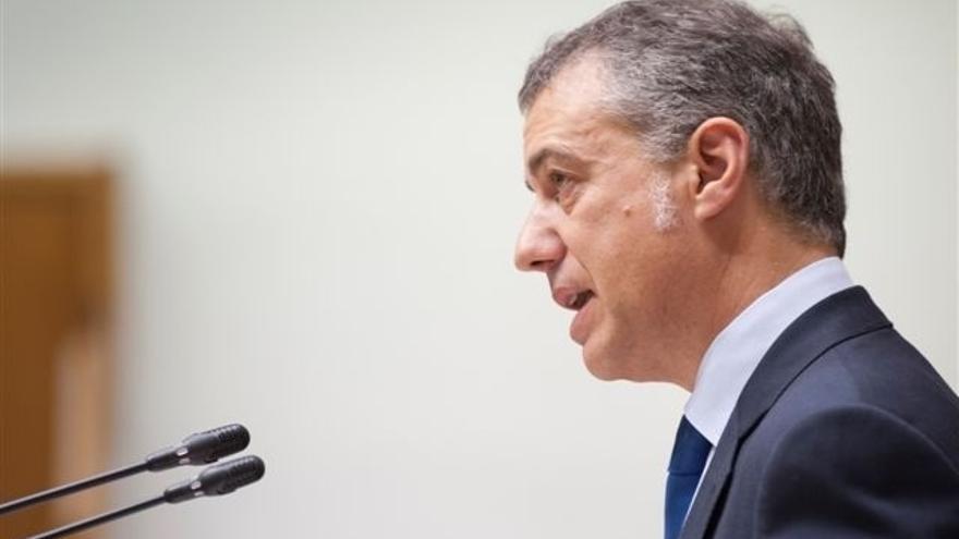 """Urkullu afirma que las palabras de Rouco han sembrado """"estupor e indignación"""", y cree que """"desdeña la democracia"""""""