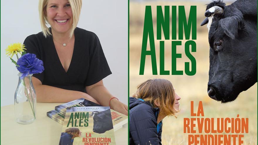 'Animales. La revolución pendiente', de Silvia Barquero, presidenta de PACMA