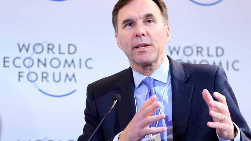 El ministro de Finanzas de Canadá dimite inesperadamente en medio de un escándalo