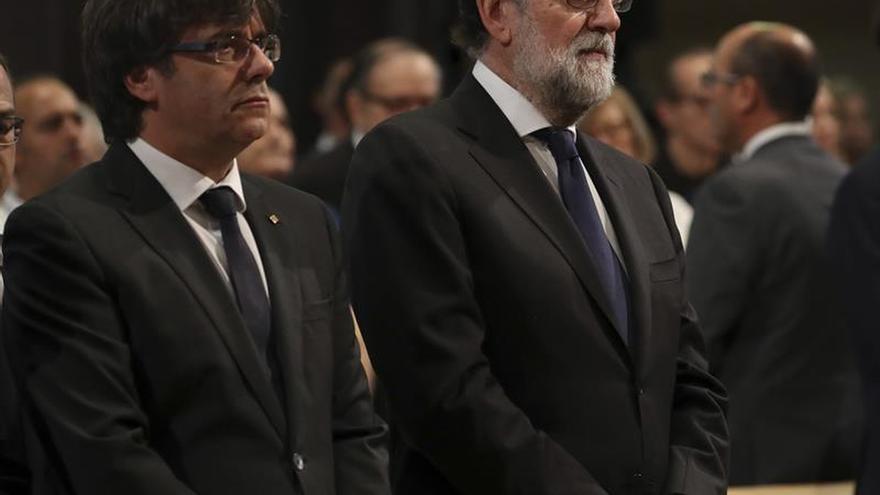 """Mariano Rajoy: """"Unidos en el dolor, juntos en la respuesta"""""""