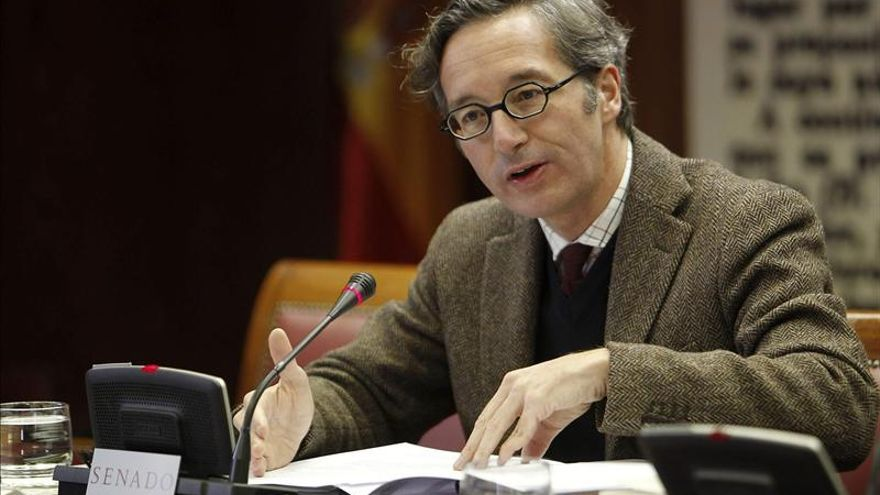 """Lassalle dice que ya hay """"luz ámbar"""" para aprobar la Ley del Mecenazgo"""