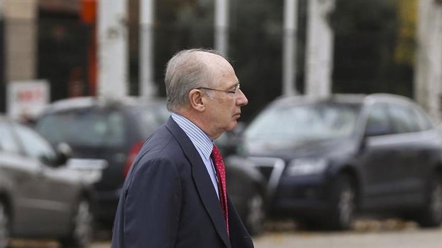 """Rato recibió su tarjeta """"black"""" como cualquier consejero, según su abogado"""