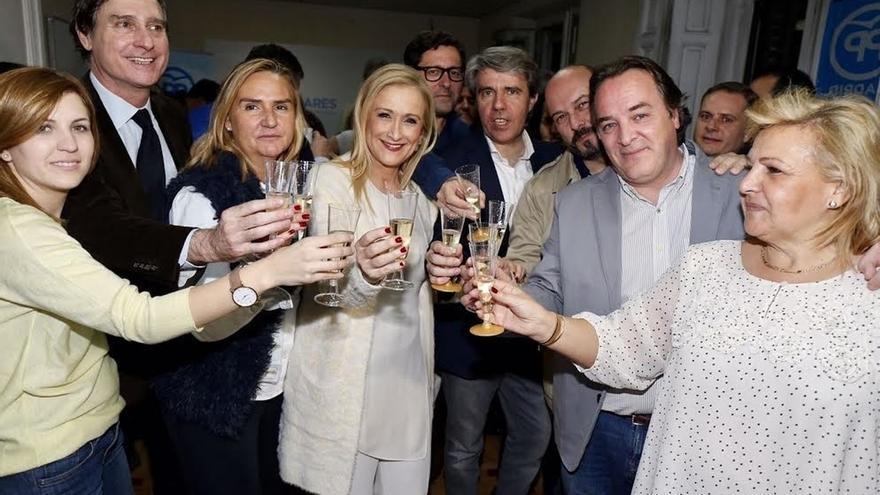 El PP de Madrid proclama a Cifuentes candidata única para liderar el partido