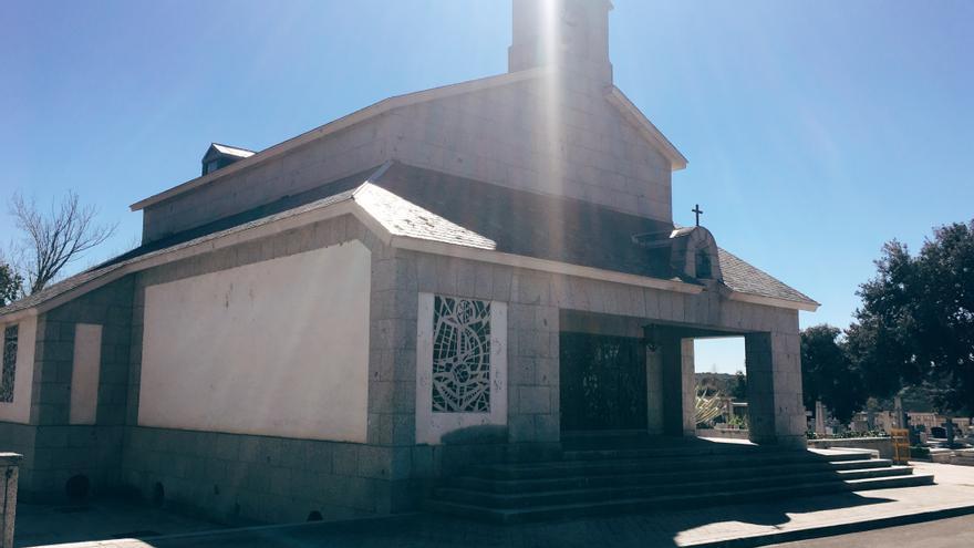La cripta de la familia Franco