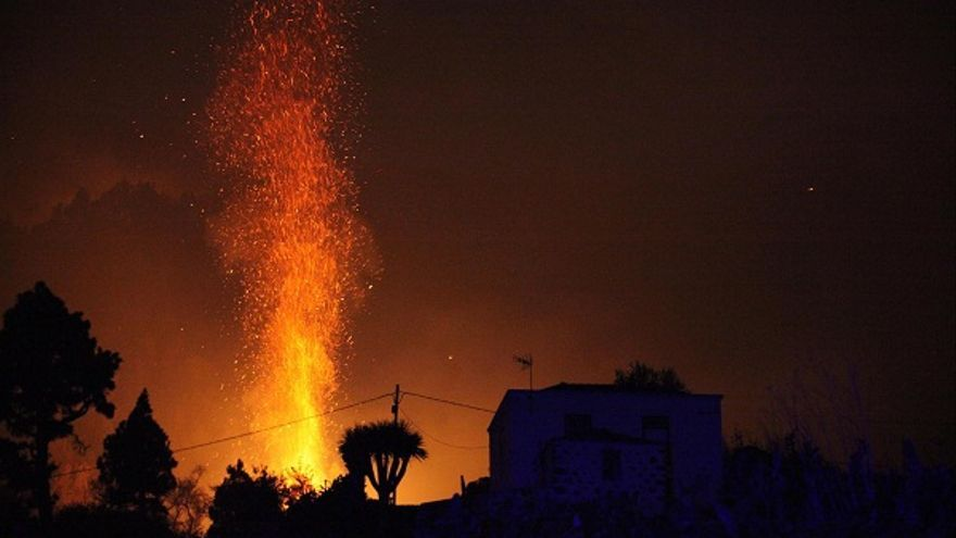 Del incendio de La Palma (II) #1