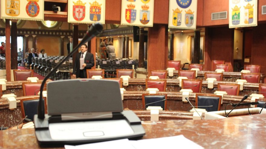 La Asamblea Regional de Murcia, a punto de dar voz a los diputados de la IX Legislatura / PSS