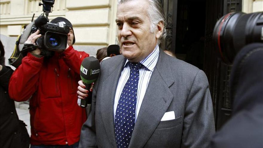 El PP presenta una demanda contra Luis Bárcenas en defensa de su honor