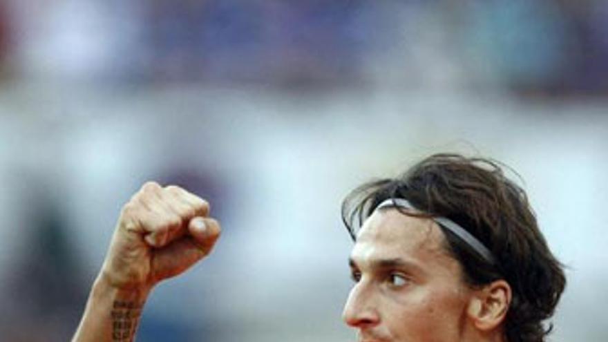Ibrahimovic se ha convertido en la mejor garantía de gol culé. (EP)