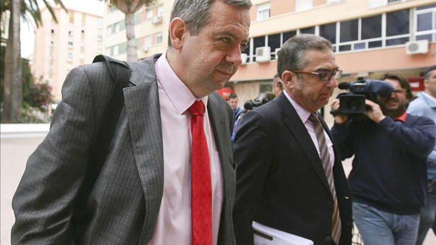 El exdelegado de la Zona Franca de Cádiz declara como imputado por malversación