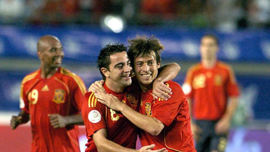 De la Selección española #15