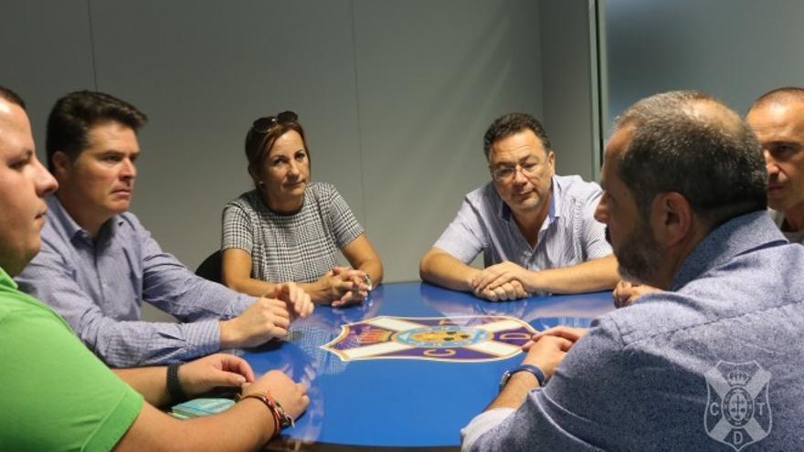 'No caigas en fuera de juego' se ha hecho extensivo en la temporada 2019/2020 a tres clubes de la Isla: SD San José, UD Orotava y EMF Adeje.