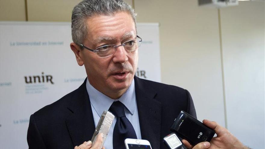 """R.Gallardón pide a todos los cargos electos del 24-M que den """"lo mejor de sí"""""""