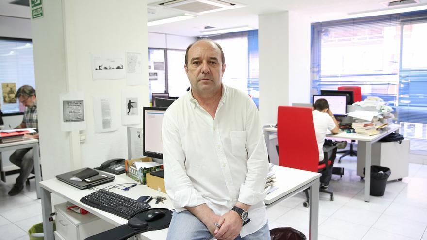 El editor de Infolibre, Jesús Maraña.