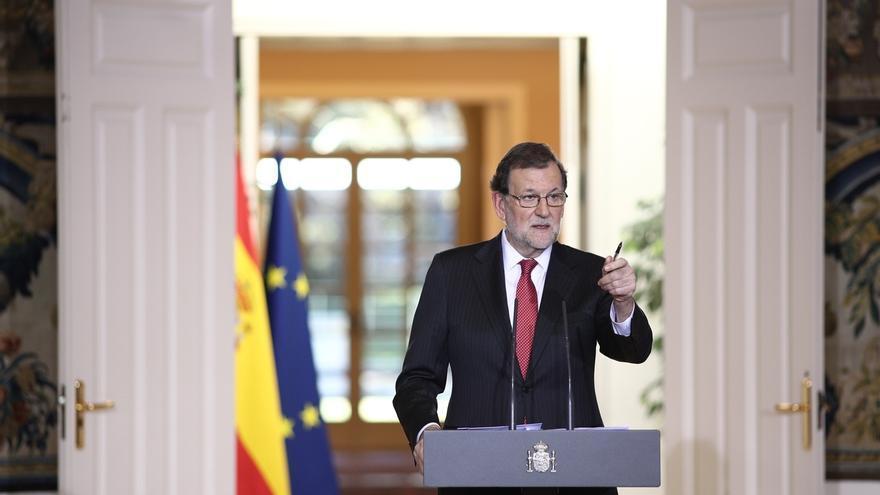 """Rajoy se refiere a Renzi sin siquiera citar su nombre como """"uno que ya no está"""""""