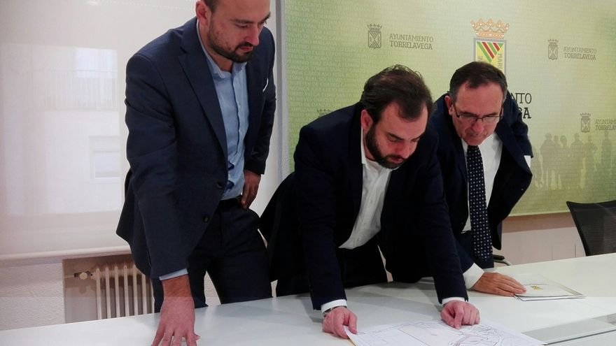 Una inversión privada de entre 5 y 6 millones para construir en área comercial en Ganzo y Duález