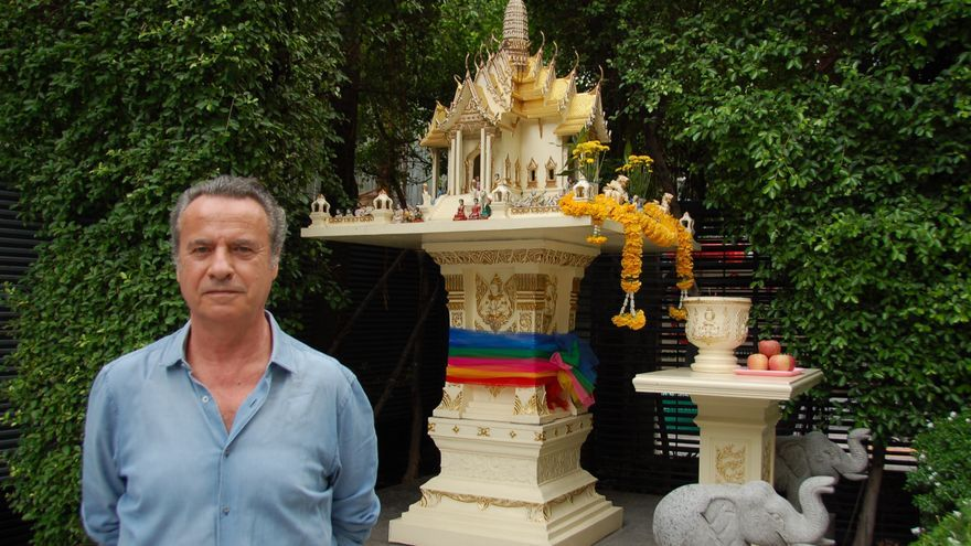 Alberto Masegosa, en Bangkok