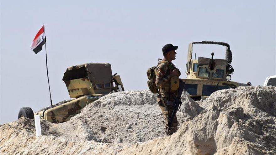 Las fuerzas iraquíes lanzan una operación para liberar el centro de la ciudad de Faluya
