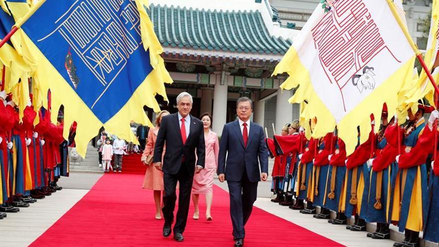 Chile y Corea del Sur refuerzan sus lazos ante la cuarta revolución ...
