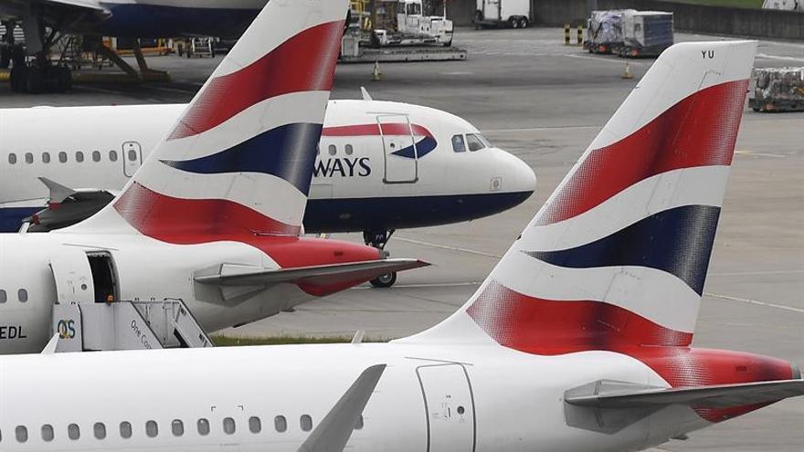 Iberia y British Airways aceptan pagar 5,8 millones de dólares a EE.UU.