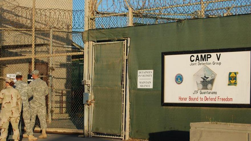 EE.UU. transfiere a un preso de Guantánamo a Italia