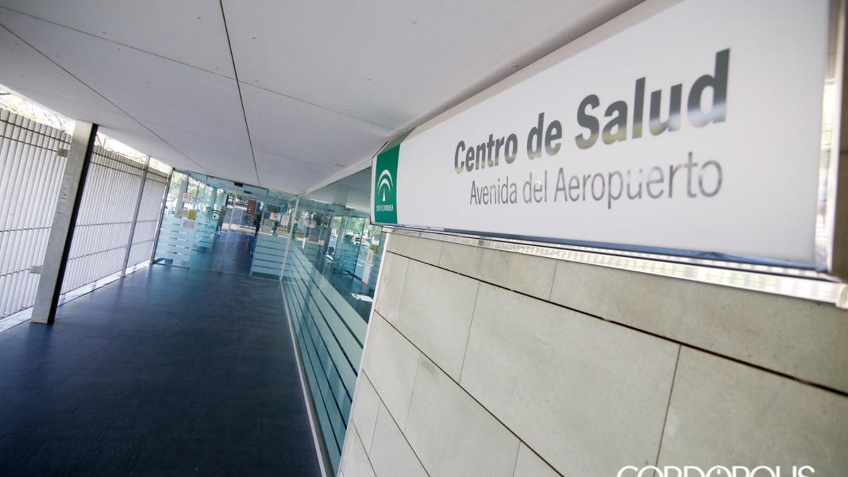 Centro de Salud de la avenida del Aeropuerto | MADERO CUBERO