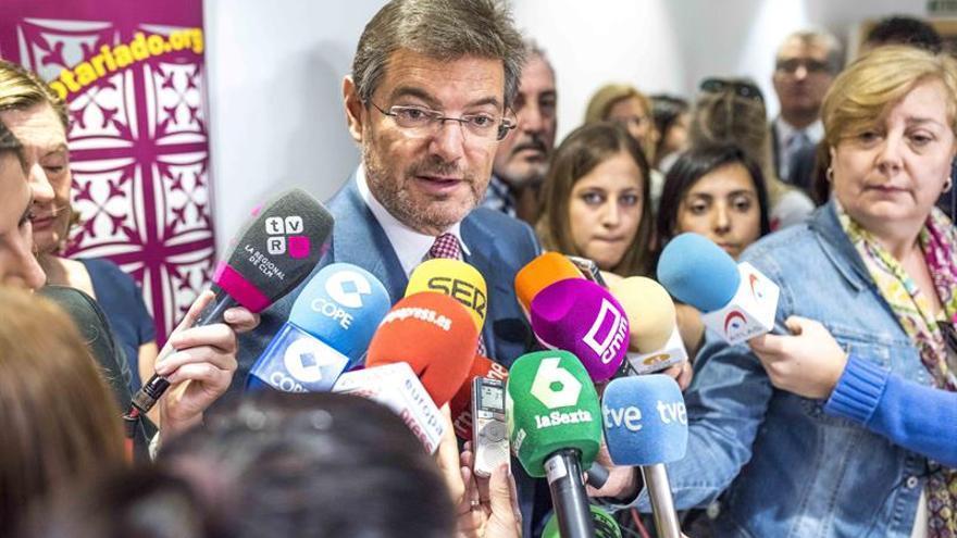 """Catalá cree que el boicot a González """"avergüenza"""" a todos los demócratas"""