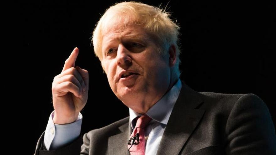 Los conservadores avanzan en popularidad con Boris Johnson