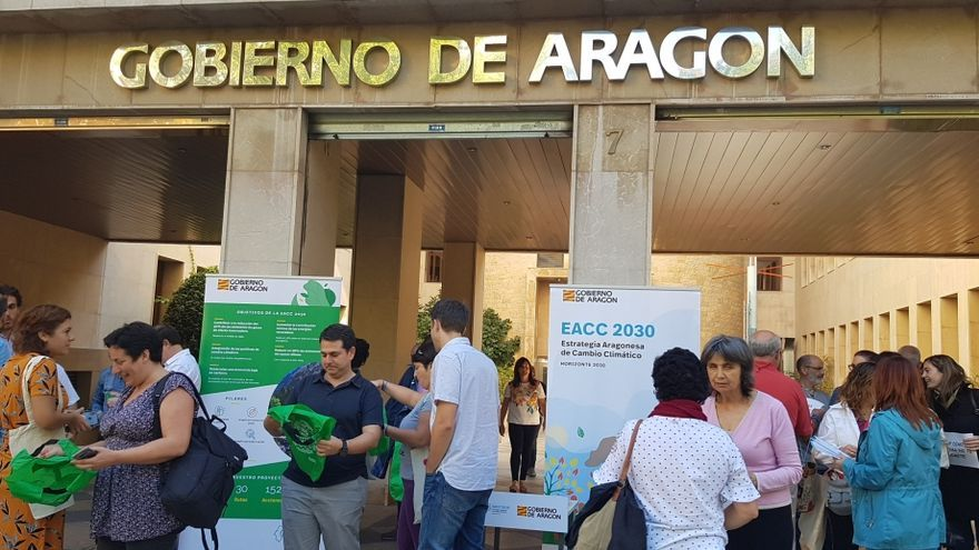 Los Departamentos de Agricultura, Ganadería y Medio Ambiente y de Hacienda del Gobierno de Aragón trabajan conjuntamente en la definición de las directrices que promuevan la contratación pública ecológica